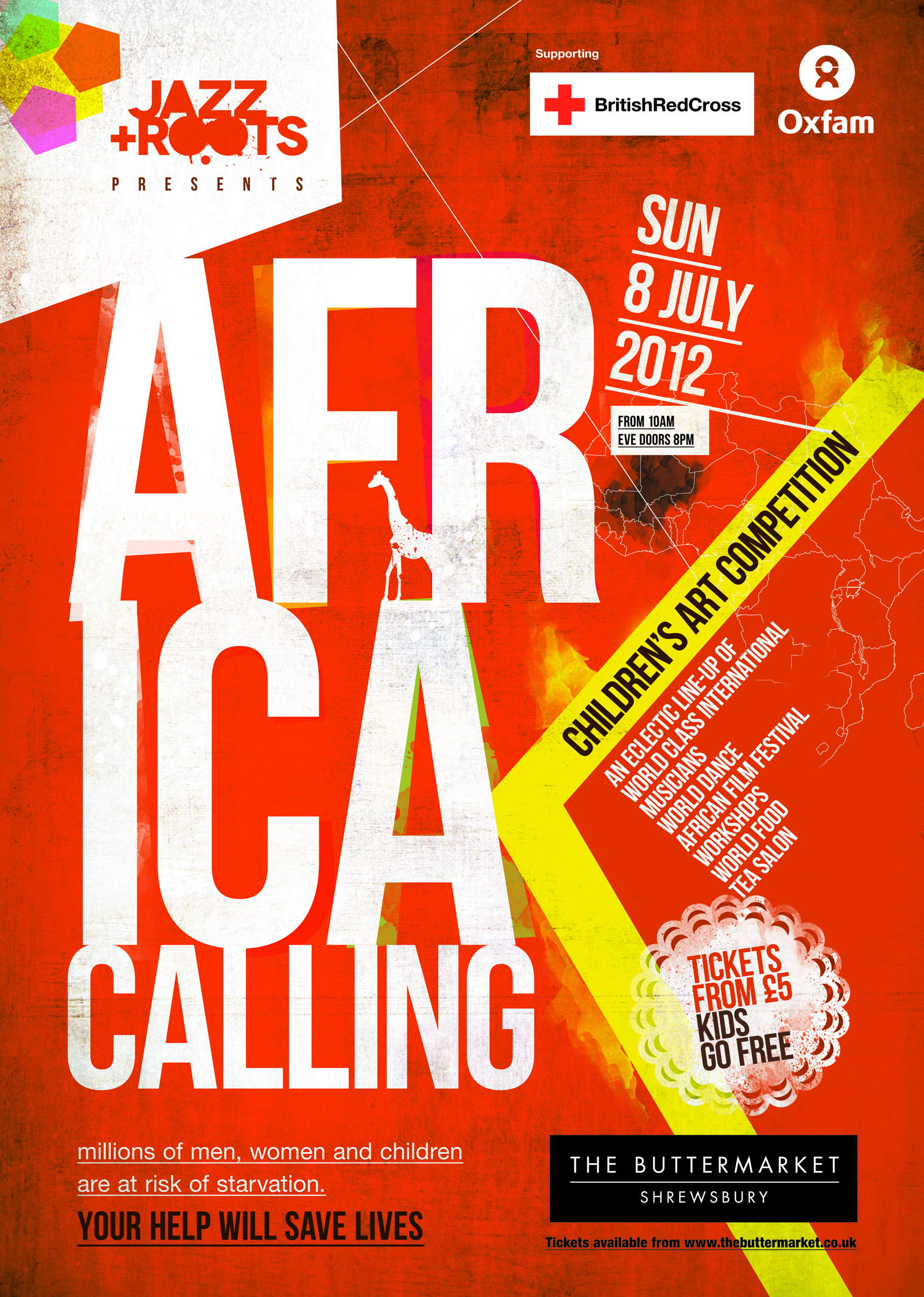 Announcing Africa Callings Childrens Art Competition